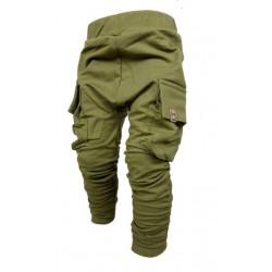 Spodnie bojówki oliwkowe MiMi